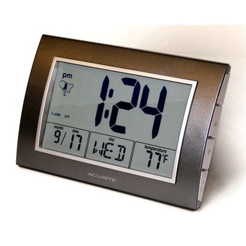 CHANEY INSTRUMENT Dartmouth Atomix Digital Desk Clock