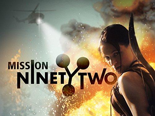 Mission NinetyTwo on Amazon Prime Video UK