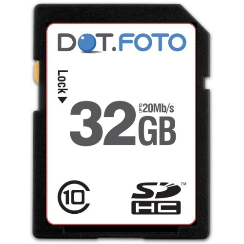 Dot.Foto Extreme SDHC 32Gb Class