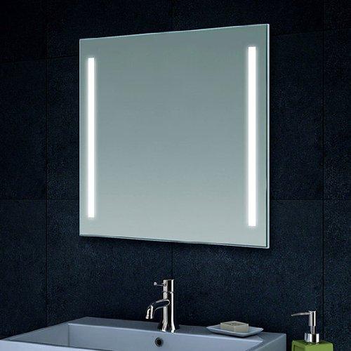 Lux-aqua Design Wand Spiegel Badezimmerspiegel LED Beleuchtung mit 420 ...