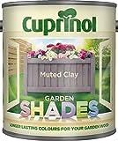 New 2014 Cuprinol Garden Shades Muted Clay 1L
