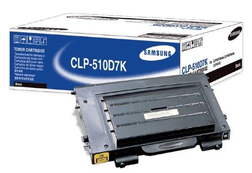Samsung CLP-510D7K Black Toner for the CLP 510 series
