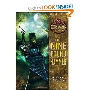 Download The Nine Pound Hammer (The Clockwork Dark, Book 1)