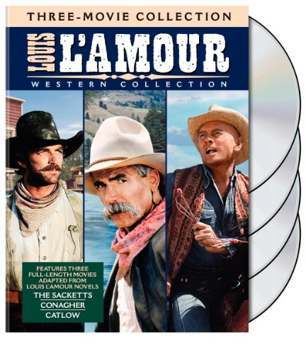The Louis L'Amour Western Collection: The Sacketts/Conagher/Catlow