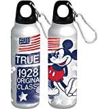 Disney Mickey Mouse American Classic Aluminum Water Bottle