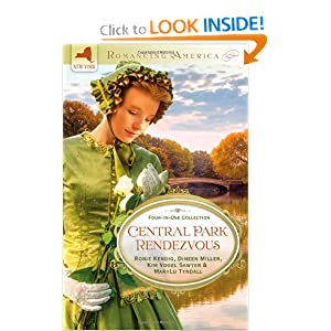 Central Park Rendezvous (Romancing America)