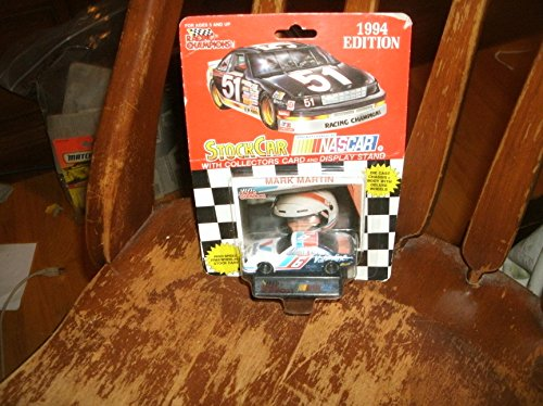 #6 Mark Martin Valyoline Stock Car 1994 Edition