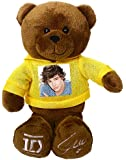One Direction 52394-4 - Plüsch, 23 cm mit dem Foto von Liam auf dem T-Shirt