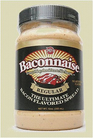 Baconnaise - Ultimate Bacon Flavored Spread - 15 fl oz