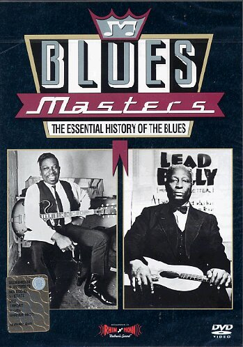 Various Artists - Blues Masters [DVD]