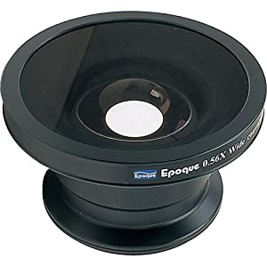 Epoque Underwater Wide Angle Conversion Lens for Canon WP-C22, WP-DC23, WP-DC...