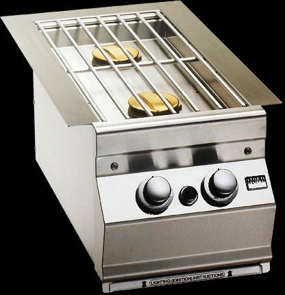 Fire Magic 3281 Built-In Double Side Burner (Fire Magic Double Burner compare prices)