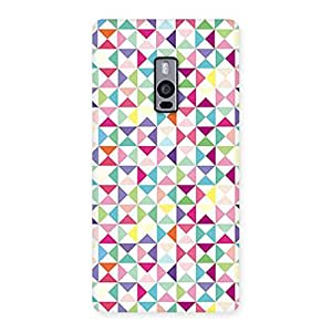 Trangel Color Print Back Case Cover for OnePlus Two