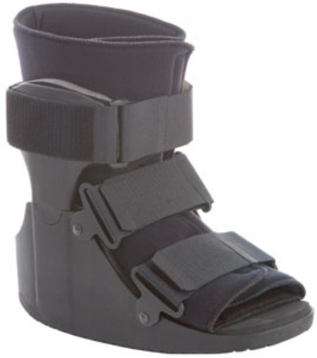 walking boot foot brace fracture sprain ankle