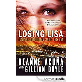 LOSING LISA: Intuitive Investigator Series, Book One (English Edition)