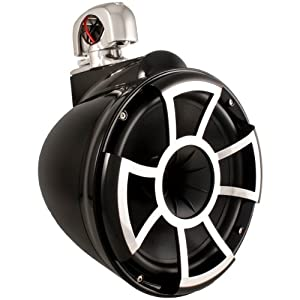 Amazon.com: Wet Sounds Revolution Series 10 inch HLCD Wakeboard Tower