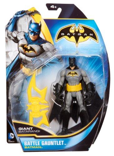 Batman Power Attack Mission Battle Gauntlet Batman Figure