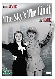 The Sky's The Limit [Reino Unido] [DVD]