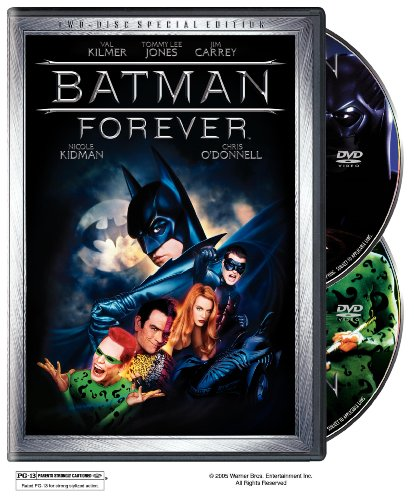 Batman Forever Two-disc Special Edition at Gotham City Store