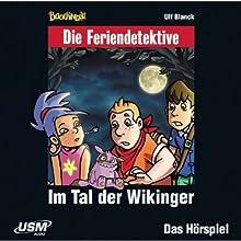 Im Tal der Wikinger (Die Baadingoo Feriendetektive) Hörspiel von Ulf Blanck Gesprochen von: Patrick Bach, Valentin Stilu, Jennifer Böttcher
