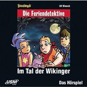 Im Tal der Wikinger (Die Baadingoo Feriendetektive) Hörspiel