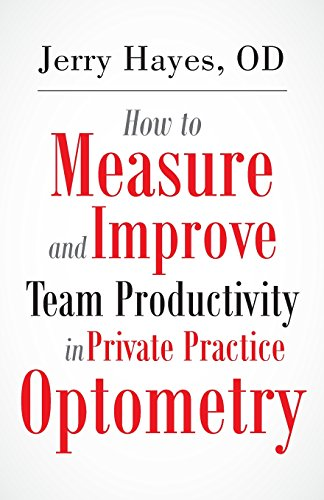 How to Measure and Improve Team Productivity in Private Practice Optometry