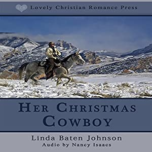 Her Christmas Cowboy Audiobook