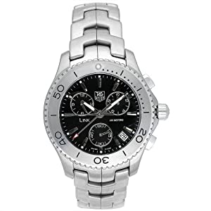 TAG Heuer Men's CJ1110.BA0576 Link Quartz Chronograph Watch