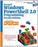 img - for Microsoft Windows PowerShell 2.0 Programming for the Absolute Beginner, 2nd Edition book / textbook / text book