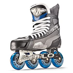 Bauer Mission Inhaler AC6 Inline Roller Hockey Skates - Bauer Hockey