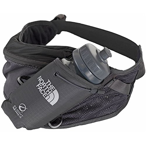 The North Face Enduro Belt 1 Graphite Grey front-604374
