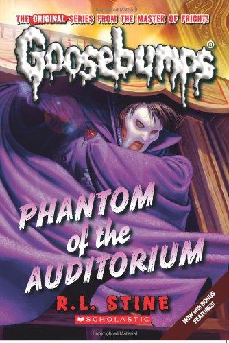 Phantom of the Auditorium (Goosebumps)