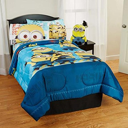 Minion Twin Bed Set From Target