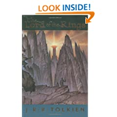 The Lord of the Rings- 3 volumes set