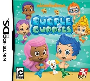 Nickelodeon Bubble Guppies - Nintendo DS