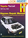 Toyota Tercel, 1987-1994