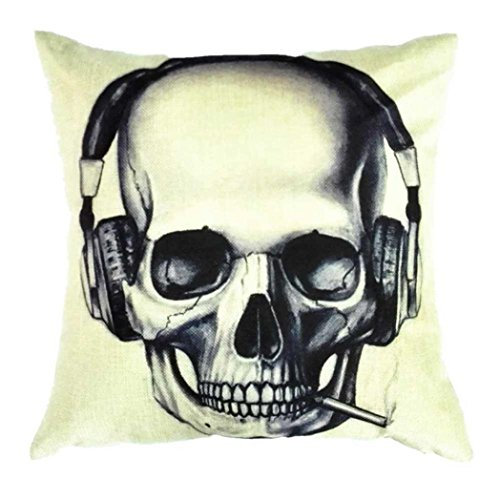Halloween Dayseventh Halloween Pillow Cover