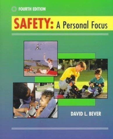 Safety: A Personal Focus with  PowerWeb: Health and Human...