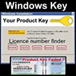 PRODUCT KEY COA LICENCE FINDER for Wi...