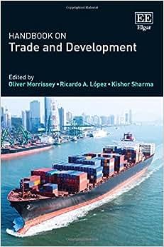 Handbook On Trade And Development (Elgar Original Reference)