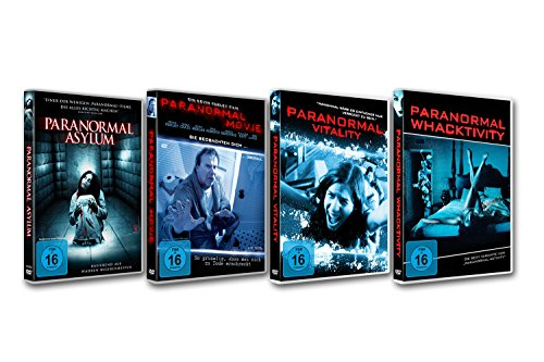 Paranormal Edition - 4 Filme in einer Edition [4 DVDs]