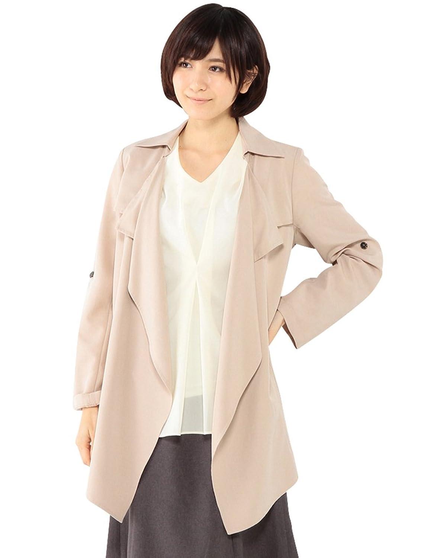 Amazon.co.jp: (リセンチュア)Recenture ニュアンストレンチコート: 服&ファッション小物通販