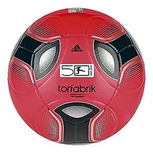 adidas Fußball Torfabrik 2012 Top Training Winterball, turbo/black, W44065