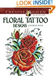 Creative Haven Floral Tattoo Designs...