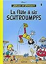 Johan et Pirlouit, tome 9 : La flûte à six Schtroumpfs par Peyo
