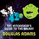 Hitchhiker's Guide to the Galaxy Audiobook by Douglas Adams Narrated by Stephen Fry
