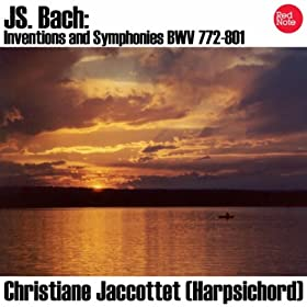 Inventions and Sinfonias in E major, BWV 777: Invention No. 6