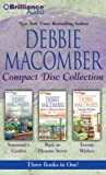 Debbie Macomber Debbie Macomber Collection: Susannah's Garden, Back on Blossom Street, Twenty Wishes