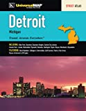 Detroit & Wayne County MI Atlas