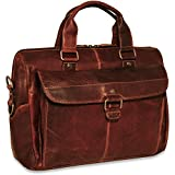 Jack Georges Voyager Top Zip With Front Flap